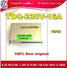 Darmowa wysyłka 1 sztuk TDQ 230V 16A XFA 230V 186 nowy