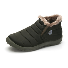 Waterproof winter snow boots for women men sneakers Female Warm Fur snow Boots  Anti Slip  Zapatos Botas Mujer Corrientes Derano