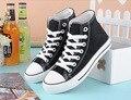 1 Par de primavera verano Caliente Los Hombres y unisex Zapatos Tenis Masculino mulher Varones amantes de los zapatos Ocasionales Cómodos Zapatos de Lona Botas
