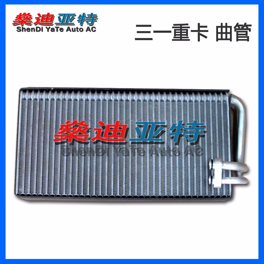 12V A/C KIT Coil Underdash Evaporator Compressor Air Conditioner for