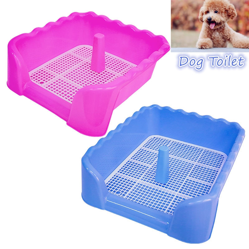 Dog Toilet Teddy Toilet New Design Toliet For Small Pet New Arrival Pp Pet Toilet