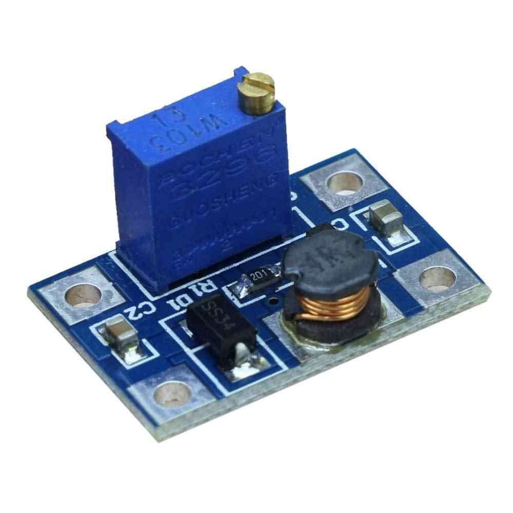 2-24V a 2-28V 2A DC-DC SX1308 Step-UP Modulo di Potenza Regolabile Step Up boost Converter per Kit FAI DA TE