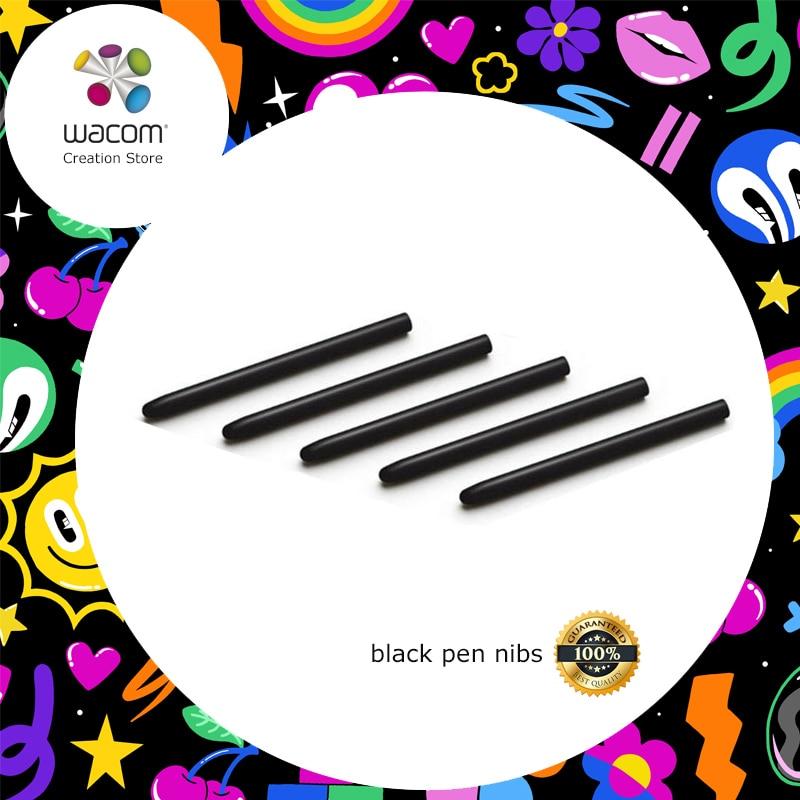 35 Pcs / Lot Wacom Universal Standard Black Pen Nibs for Wacom Bamboo Intuos Cintiq Pen Price $3.99