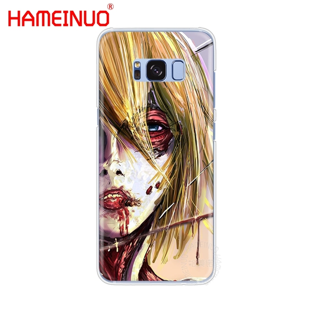 Attack on Titan case cover for Samsung Galaxy S Series
