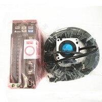 Delta AC Servo mit Bremse 200 W ASD-B2-0221-B ECMA-C20602SS 0.2KW 0.64NM 3000 rpm 60 MM B2 Motor Drive Kit & 3 m Kabel New In Box