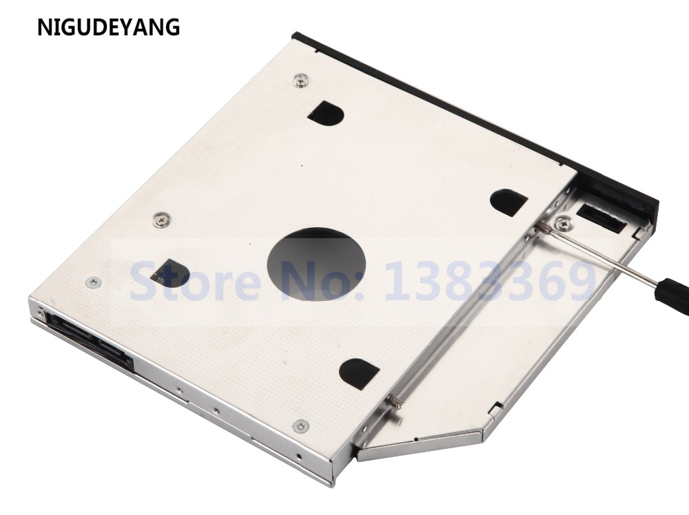 Deyoung 2nd 2.5 SATA HDD SSD Caddy Adapter for Acer Aspire 5942G 5930 5930G 5950 8943