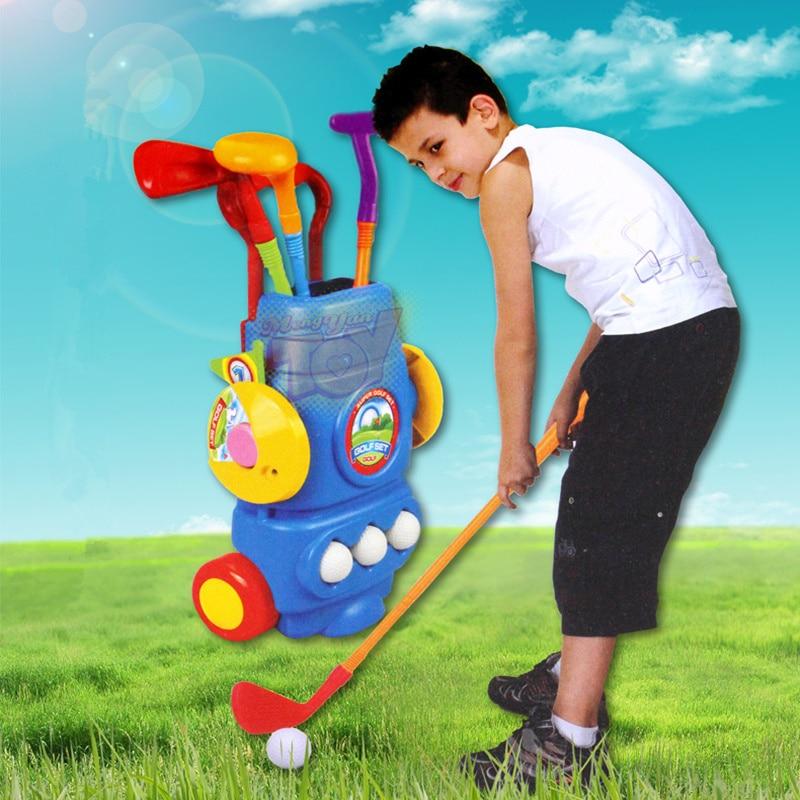 outdoor Children Toys Golf Parent Child Toys