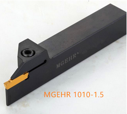 MGEHR1010-1.5 10*10*100mm External Grooving Lathe Cutting Boring Bar Tool holder