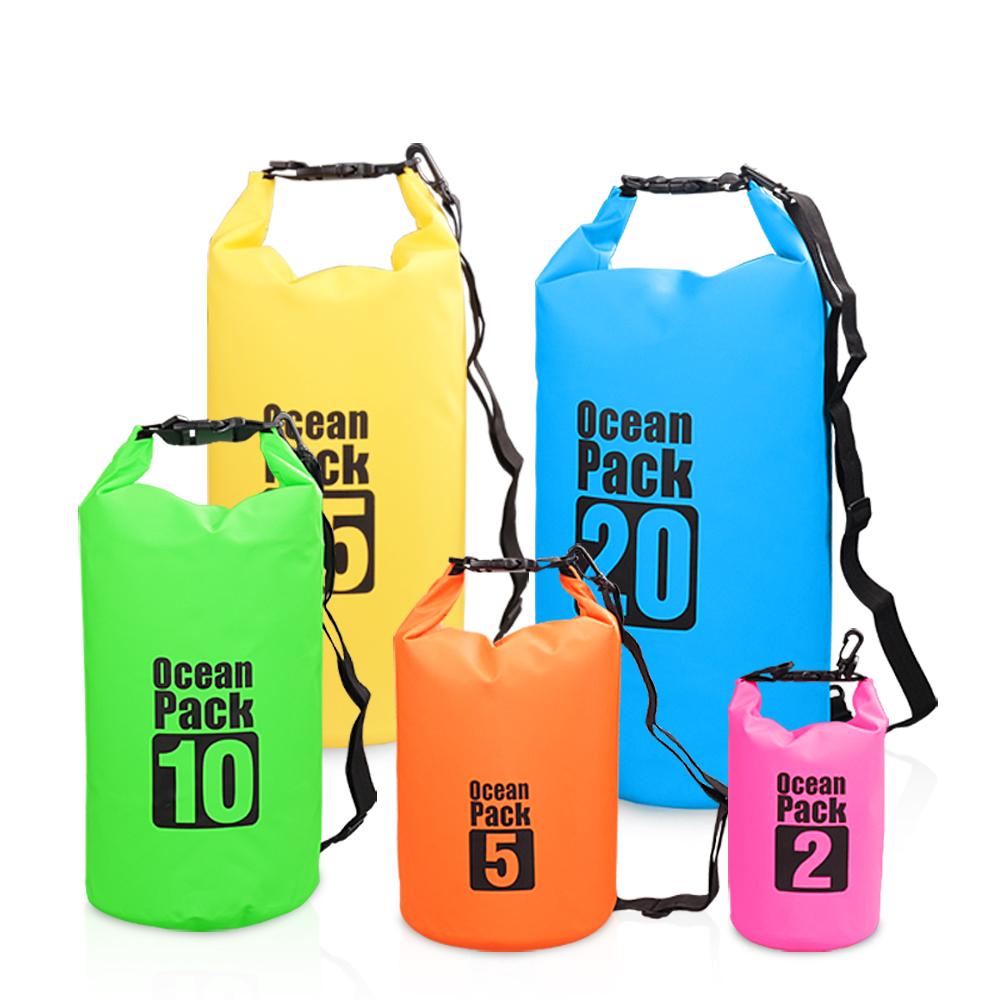 5//6//8//15//40//70//75L Waterproof Dry Bag Storage Pack Outdoor Sport Swimming Diving