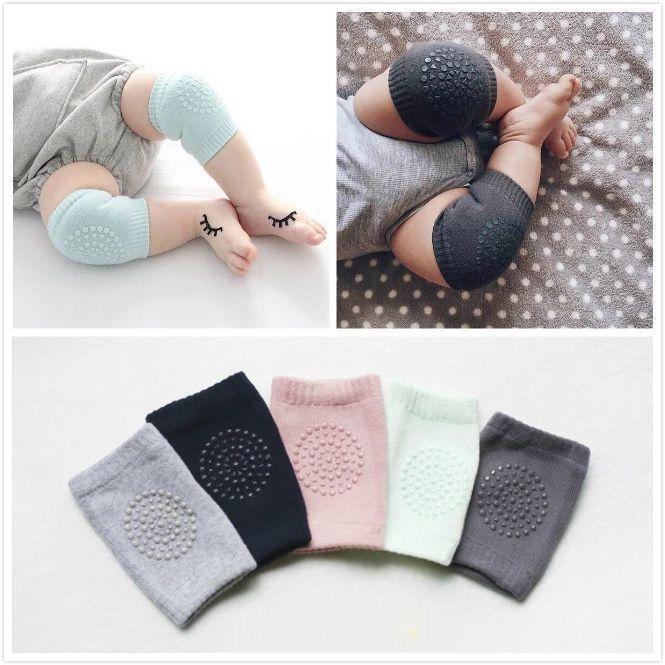 3 Paare/los Anti-slip Knie Protektoren Für Krabbeln Babys Baby Pads Kinder Kniescheiben Kinder Kurze Kneepads Baby Bein Wärmer