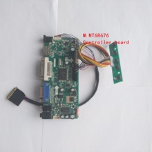 Kit For LTN156AT05VGA Screen M.NT68676 LED LCD Panel monitor 15.6″ HDMI DVI 40pin LVDS 1366X768 Controller board