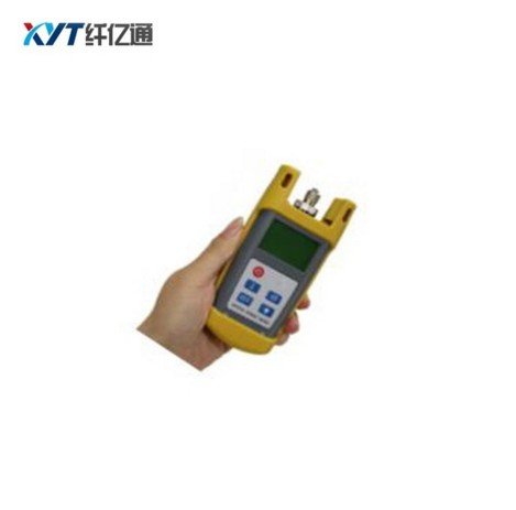 Free shipping Handheld optical power meter FC/SC test range -70 to 10db