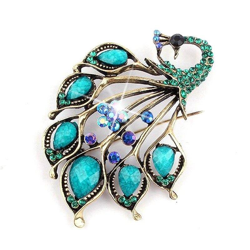 Stylish Beautiful Black Flower Lapel Pin: 2018 Crystal Lapel Pin Fashion Women Jewelry Brooches For