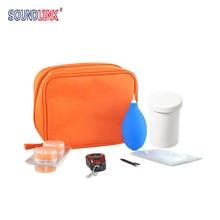 Набор для сушки слухового аппарата Dessicant банка для сушки батареи тестер для очистки буфера ушной серы инструмент для удаления 7 в 1