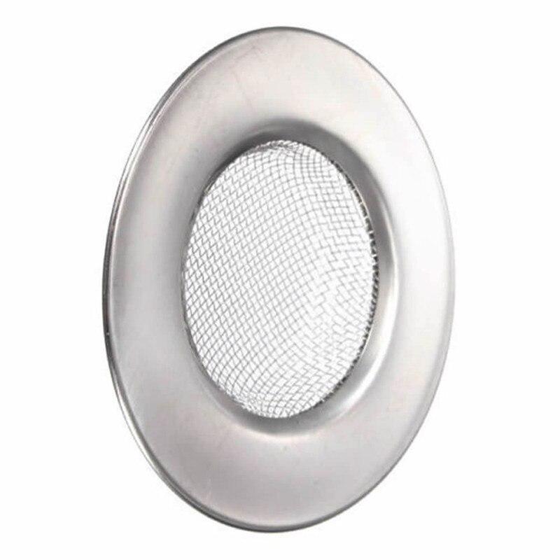 Stainless Steel Bathtub Hair Catcher Stopper Shower Drain