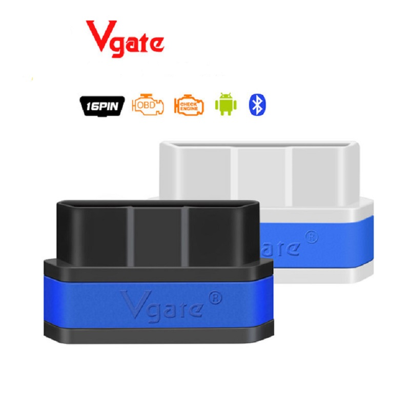 Prix pour 2017 Date Vgate iCar2 Bluetooth OBD Scanner iCar 2 ELM327 Bluetooth Interface De Diagnostic Pour Android
