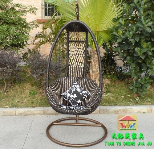 Acqua all 39 aperto balcone rattan impiccagione cesto mobili - Mobili da giardino in rattan ...