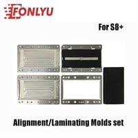 Hersteller Preis Laminieren & Ausrichtung Mould Für Samsung S8 plus  YMJ Position Form Für LCD Laminierung|Elektrowerkzeug-Sets|   -