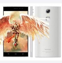 Original Doogee F5 4G LTE teléfono 5.5 Pulgadas FHD 1920×1080 MTK6753 Octa Core Android 5.1 Smartphone 3 GB RAM 16 GB ROM 13MP Touch ID