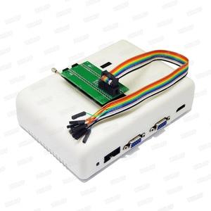 Image 5 - 100% Original RT809H EMMC Nand FLASH  Programmer +55 Items with BGA48 BGA63 BGA64 BGA169 Adapter RT809H EMMC Nand Flash TSOP48