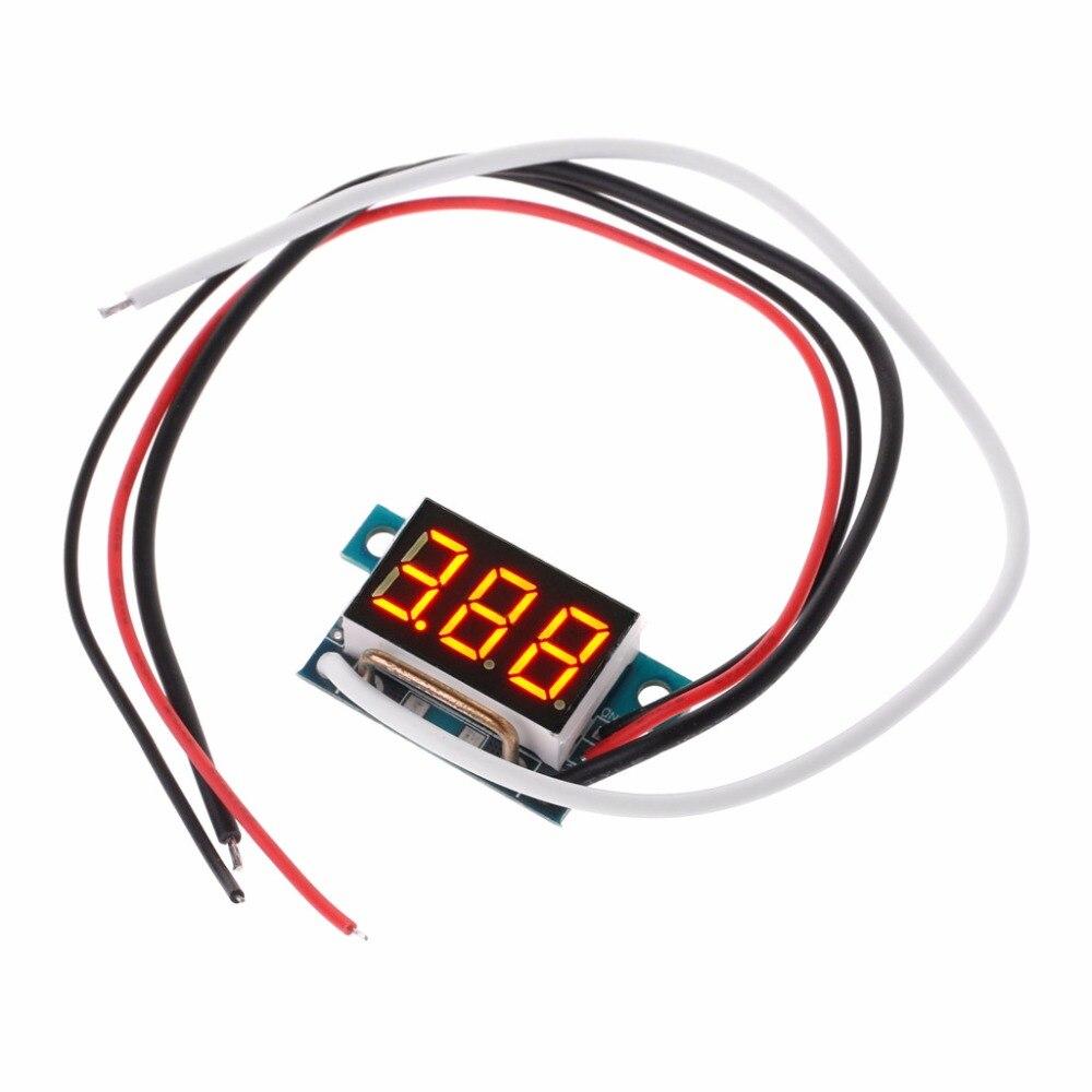 DC 4 в 30 в 0 10A цифровой светодиодный амперметр измеритель тока панель 0.36in модуль защита от обратного хода тестер инструменты|Измерители тока|   | АлиЭкспресс - амперметр