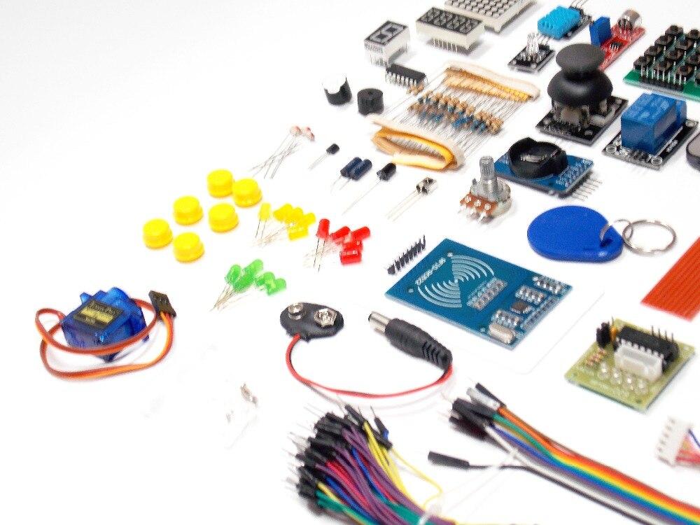 Mega 2560 r3 kit de démarrage servomoteur RFID relais à ultrasons LCD - 4