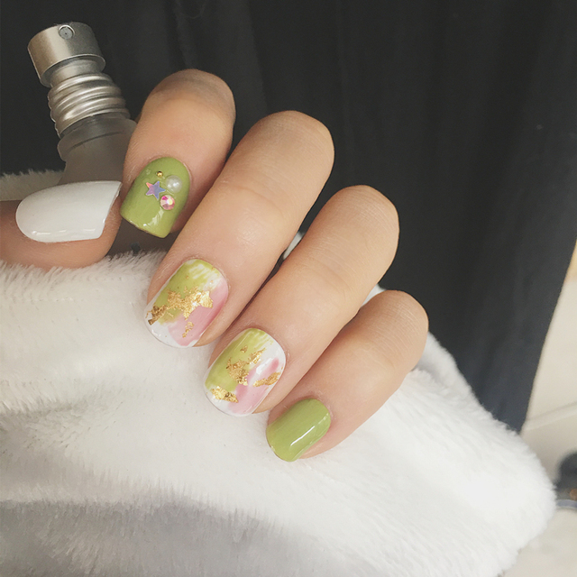 Gel Nail Polish From Japan - Creative Touch