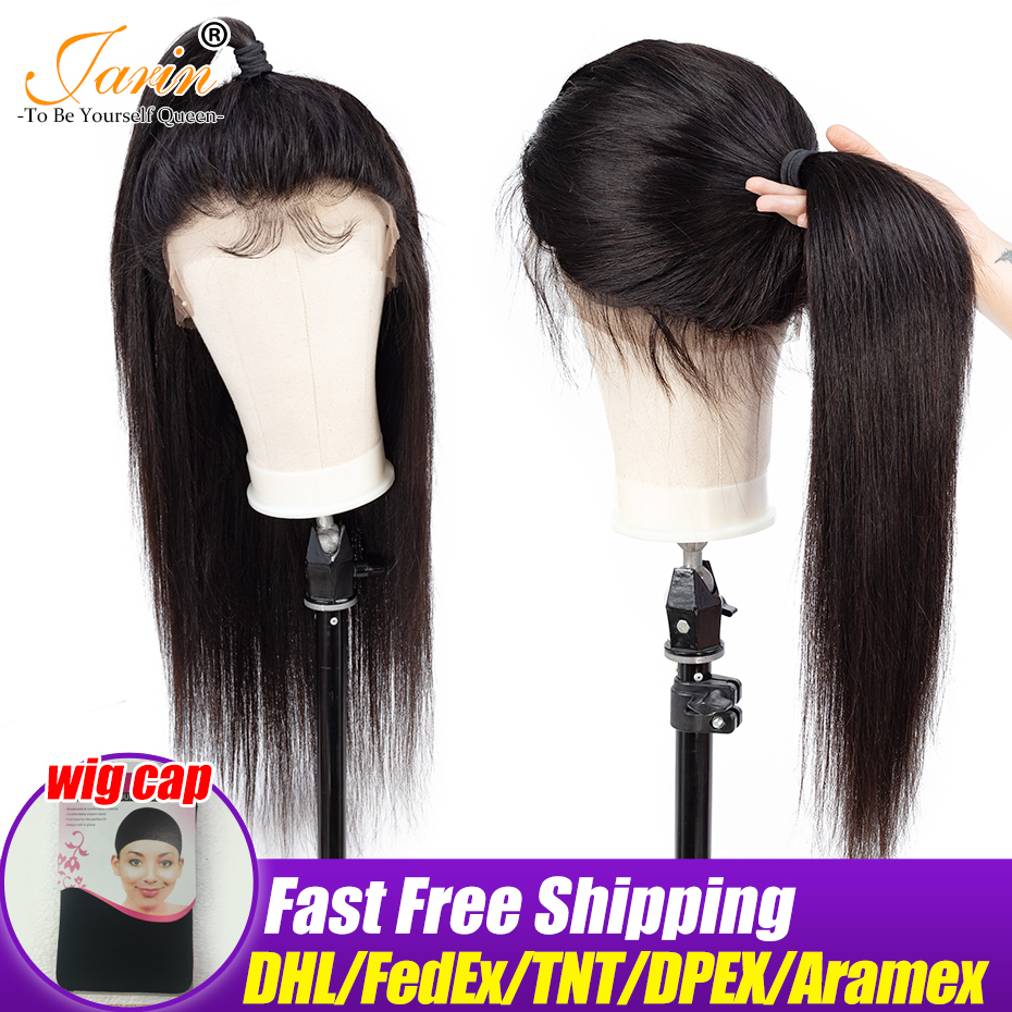 360 Lace Frontal Wig Brazilian Straight Wigs 360 Lace Frontal 100 Human Hair Wigs For Black
