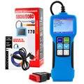 Quicklynks T70 OBD2 EOBD JOBD Lector de Código de Automóviles Japoneses de automóviles Analizador Del Motor de mano Herramienta de Análisis de Escáner Automotriz Envío gratis