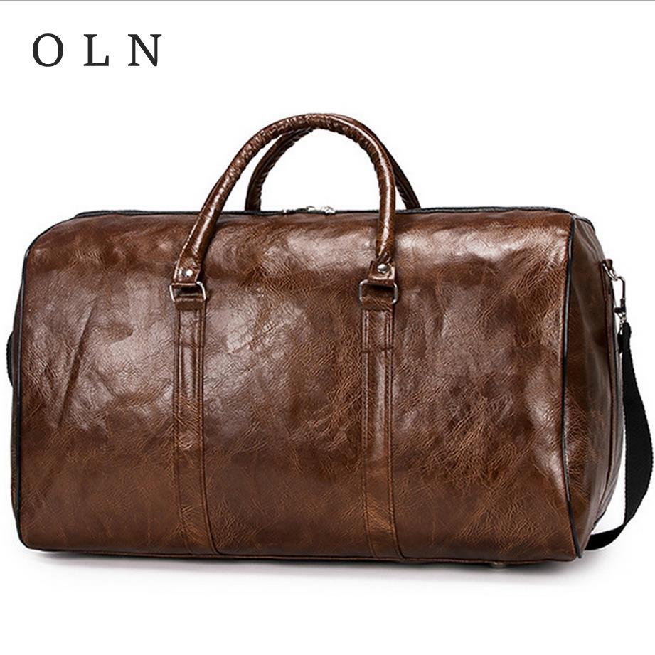 Travel Luggage Duffle Bag Lightweight Portable Handbag Origami Boat Pattern Large Capacity Waterproof Foldable Storage Tote