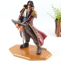 Figures One Piece P.O.P DX Gol D Roger MegaHouse Excellent Model 10th Anniversary PVC Anime Action Figure Collection Model Toys