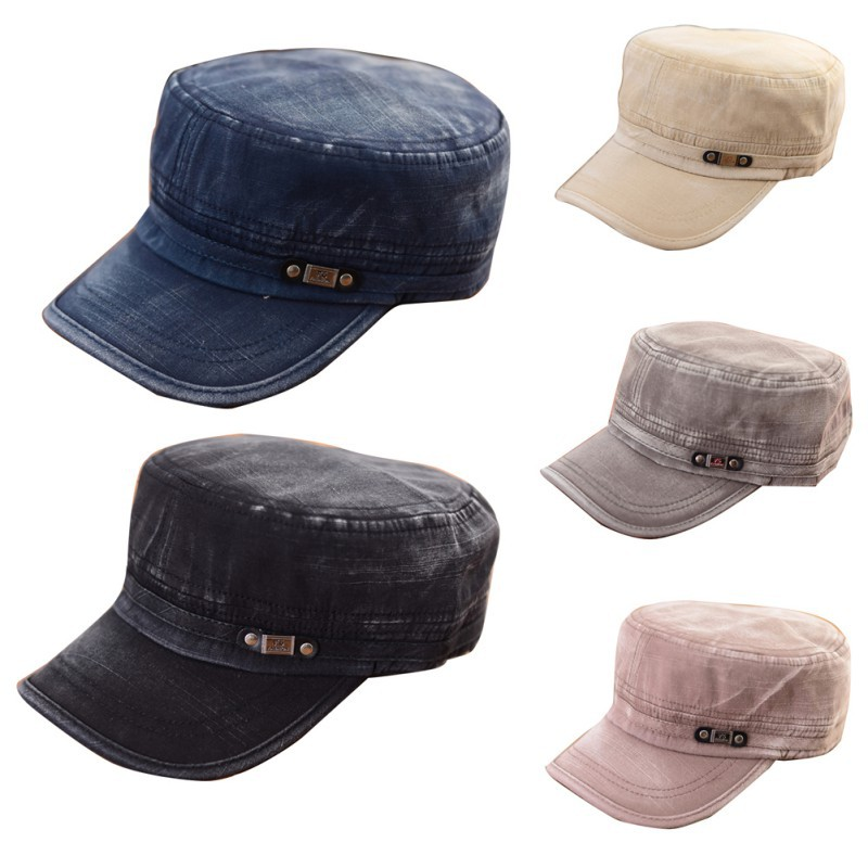 Fashion Summer Adjustable Caps Classic Army Plain Vintage Hat Cadet Men Women  Cap 2018-in Baseball Caps from Apparel Accessories on Aliexpress.com  908fb68c5