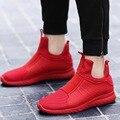 Весна 2017 Новый Горячий продажа мужская обувь Новый Процесс резины Высокого качества мужская мода досуг обувь оптом