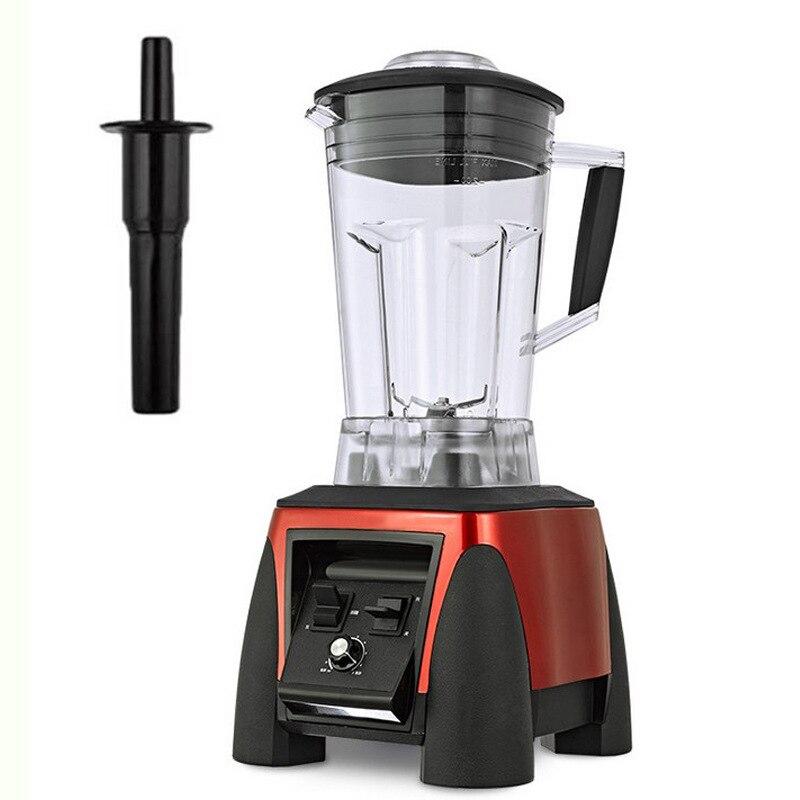 2200 W alto desempenho Exportação parede Quebrada Misturador juicer máquina máquina de Cozinhar Liquidificador mixer 110/220 V