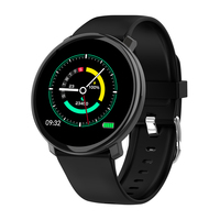 M31 Smart Men Watch IP67 Waterproof Multiple Sports Mode Full Screen Touch Heart Rate Monitor Smartwatch for Android & IOS