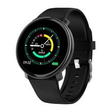 M31 relógio inteligente masculino múltipla modo de esportes tela cheia toque monitor freqüência cardíaca esportes ip67 à prova dip67 água smartwatch para android ios