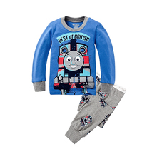 Thomas Train Enfants Vêtements Ensembles Tous Les Enfants Vêtements Et Accessoires Garçon Vêtements Enfants T-Shirt Pantalon Pantalon Sport Costumes