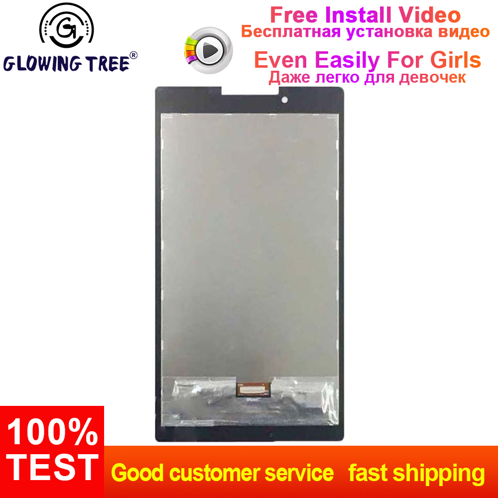 Creative For Lenovo Tab 2 A7 A7-30 A7-30d A7-30dc A7-30gc A7-30hc A7-30h Touch Screen Digitizer Tablet Lcds & Panels Computer & Office Lcd Display Panel Monitor Assembly Careful Calculation And Strict Budgeting