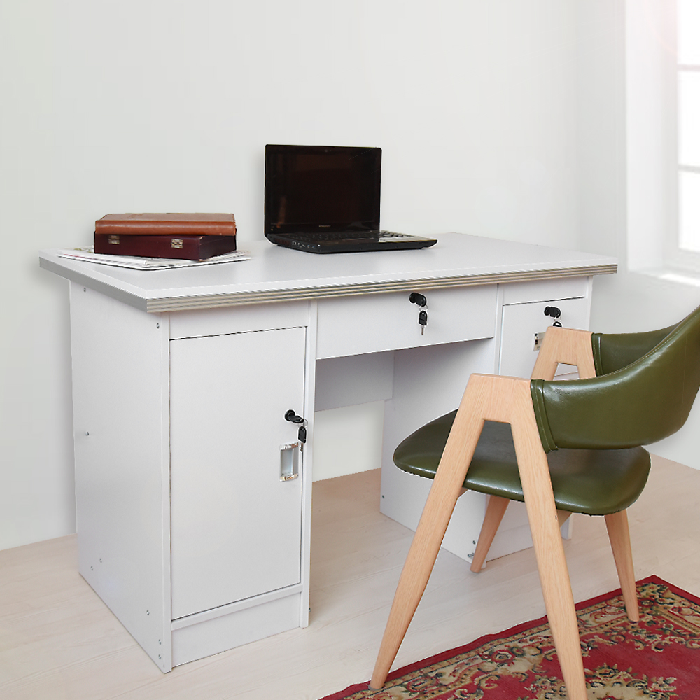b024a79da Wooden Office Table Computer Desk Workstation Simple Home PC Study Table  Office Furniture dropshipping on Aliexpress.com