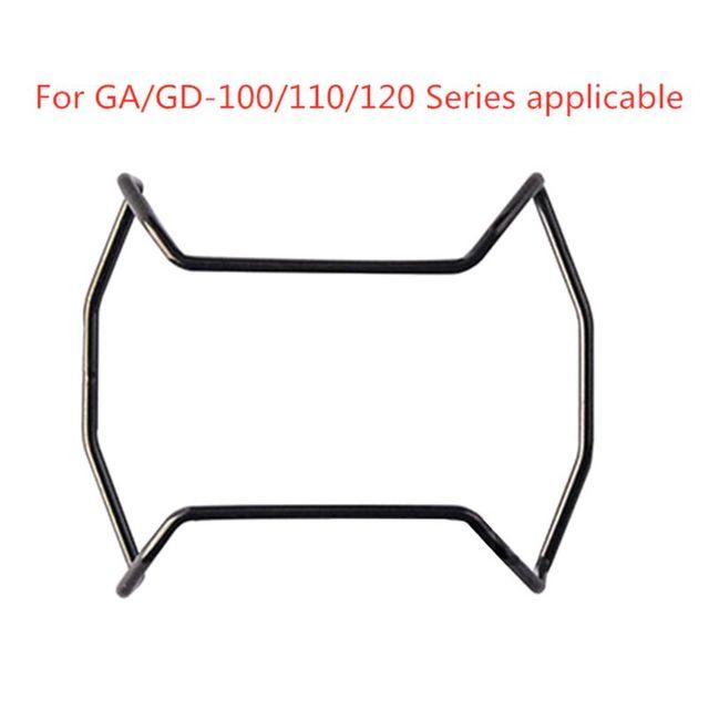 Anti scratch drut metalowy ochraniacz zderzaka dla Casio g shock Sport Watch 5600/5610/6900/9400/9300/100/1000 akcesoria