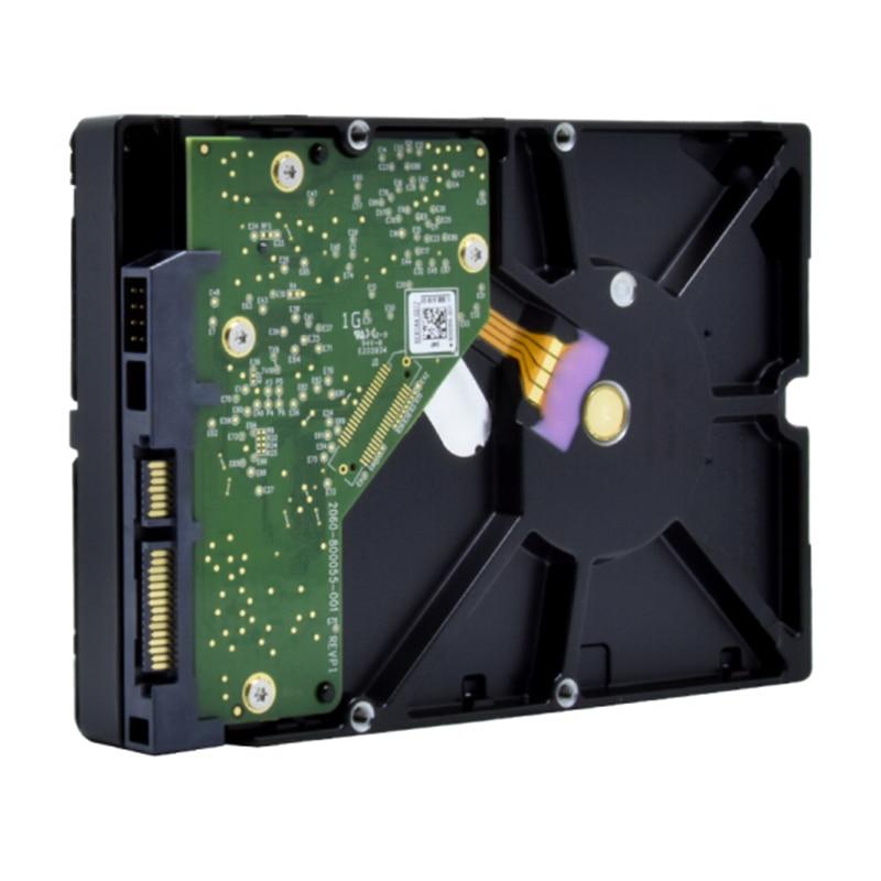 WD Western Digital Blue 4 TO Hdd Sata 3.5 ''Disque Dur Interne Disque Dur Disque Dur Disque Dur Disque Dur De Bureau pour PC - 4