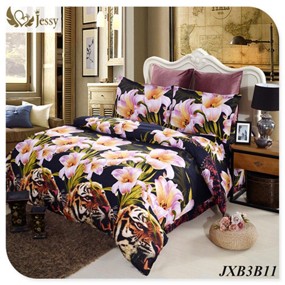 ᗕ3D Ropa de cama set hermosa flor impresión Ropa de cama lujo ...