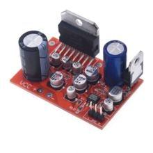 DC 12 V TDA7379 38 W + 38 W Placa de amplificador estéreo con preamplificador AD828 súper que los amplificadores NE5532 placas de circuitos integrados