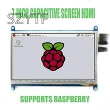 7 pulgadas de pantalla LCD de pantalla HDMI 800X480 para Frambuesa Pi3