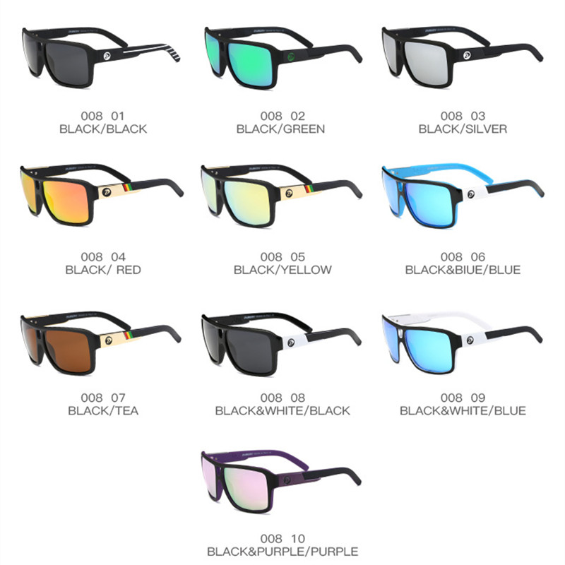 9a6949809d ... DUBERY Men s Polarized Sunglasses Aviation Driving Sun Glasses Men  Women Sport Glasses Fishing Eyeglasses gafas de ...