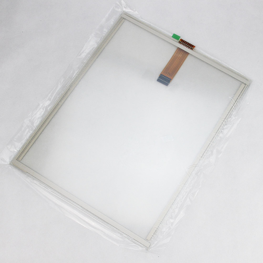 New and Original 15 inch AMT9535 AMT 9535 Industry 8 wire Touch Screen Panel Digitizer GlassNew and Original 15 inch AMT9535 AMT 9535 Industry 8 wire Touch Screen Panel Digitizer Glass