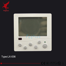 LX036 Интеллектуальный жидкокристаллический дисплей Температура теплого пола контроллер термостат фильм отопления отопление провода термостат