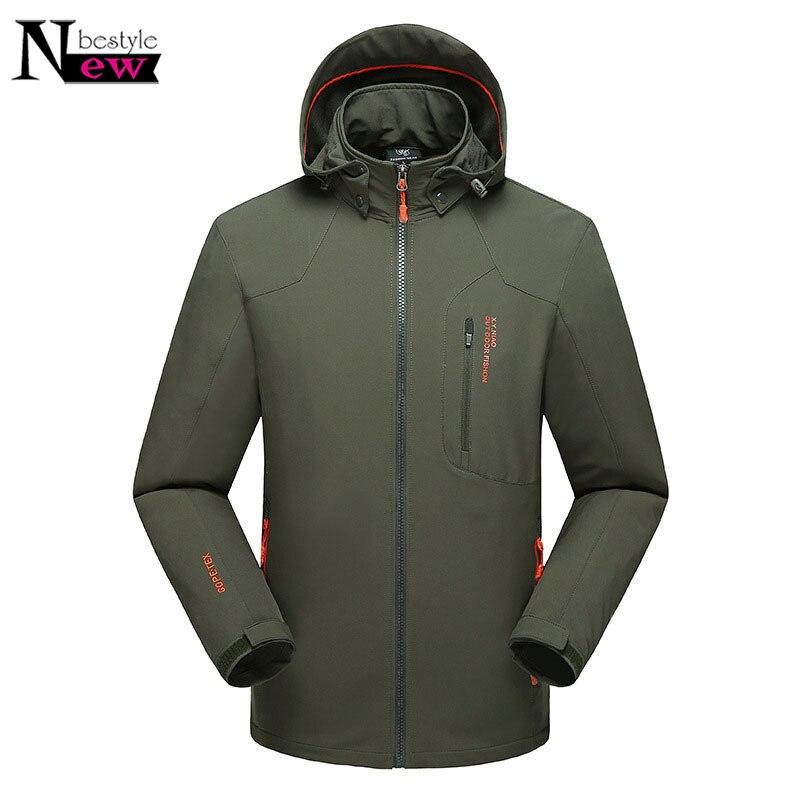 2019 Lurker peau de requin Softshell militaire tactique veste hommes imperméable manteau Camouflage veste à capuche armée vêtements coupe-vent