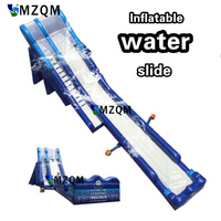 MZQM 2017 New Hot sale Inflatable Water Slide For Giant Beach Business Rental And Water Park