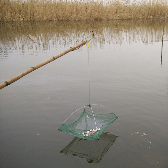 Popular crawfish traps buy cheap crawfish traps lots from for Dip nets for fishing